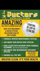 Duct Cleaning & Dryer Vent Cleaning London Ontario image 1