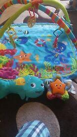 Sea Life Play-O-Lot Activity Gym