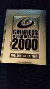 Guinness world records 2000 book