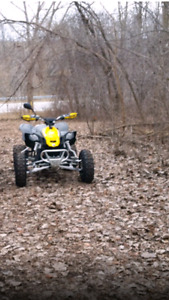 2014 can am DS450