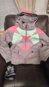 Ladies NIKITA snowboard coat sz M