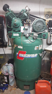 compressor trade for a muscle car
