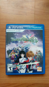 Tales of Hearts R PS Vita (Complete)