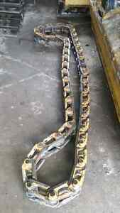 Used Chains and sprockets John Deere 550H dozer