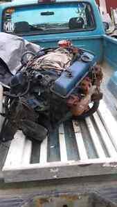 Chevy 305 engine.