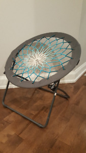 Bungee Cord Papasan Chair