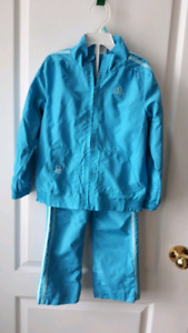 Girl's Adidas Track Suit - Size 6