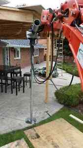 Postech Screw Pile Footings For Decks, Additions, Sunrooms! Windsor Region Ontario image 3