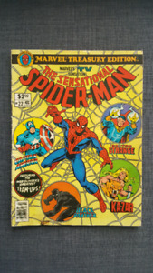 Marvel Treasury Edition Sensational Spider-man Vol 1 #22 1979
