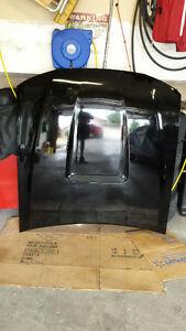1999-2004 Mustang Fibreglass Hood