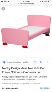 IKEA kids bedroom for girls