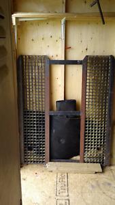 steel loading ramp