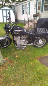 1980 xs 1100 for trade for sport bike