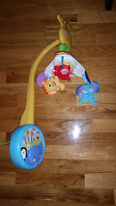 Fisher price mobile