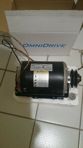 ELECTRIC MOTOR (SS935), 1/2HP, 115V, FOR FURNACE FAN