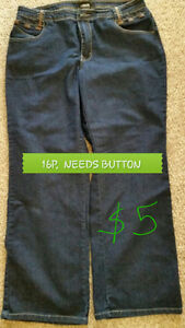Women's Plus Size Dress Pants and Jeans London Ontario image 6