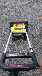 Noma electric snow thrower