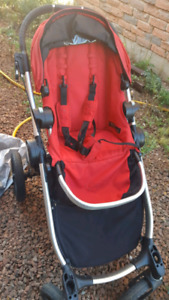 Baby Jogger City Select Stroller - ONE seat