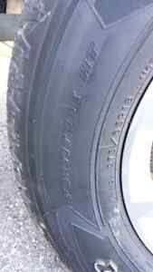 2015 f150 stock lariat rims with tires  Kitchener / Waterloo Kitchener Area image 5