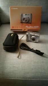Reduced to sell - Canon PowerShot A530 Digital Camera