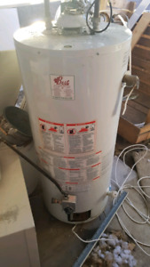 Good used hot water tank