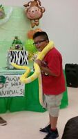 Reptile Show Entertainment for Birthday Parties and Events