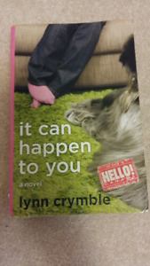 It Can Happen To You - Lynn Crymble - Fiction Book