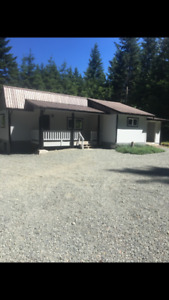 House and large property for rent