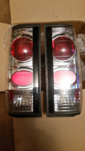 82-93 Chevy S10/S15 Euro Taillights