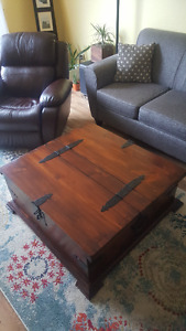 Rustic Trunk/Chest Coffee Table