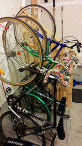 Three Classic Vintage Bicycles - Great Christmas presents!