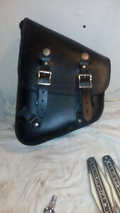 harley side saddlebag