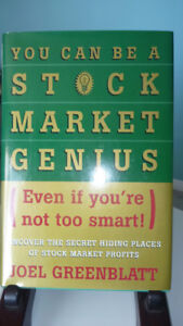 You can be a stock market genius...