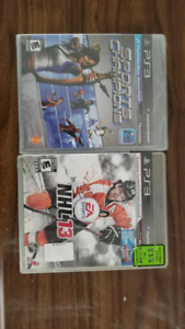 NHL 13 and Sport Champions