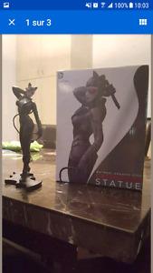 Dc collectibles arkham statue