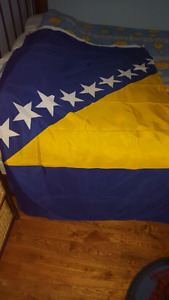 Bosnia Flag - $15 or best offer