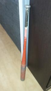 Bâton de base-ball en aluminium