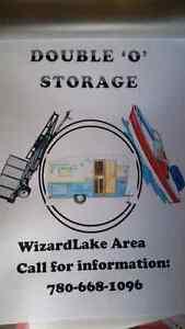 Rv, boat, trailer storage