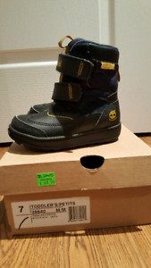 Timberland Toddler Snow Boots size 7