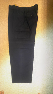 Mens Winter River Zip Off Pants / W44 x L30