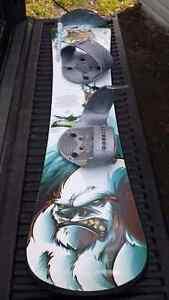 130 centimeter snowboard