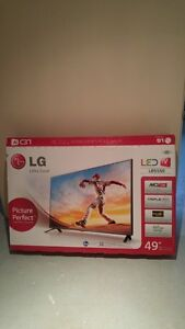 LG LED 49 pouces  full HD Saguenay Saguenay-Lac-Saint-Jean image 1