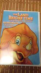 DVD The Land Before Time: The Great Valley Adventure