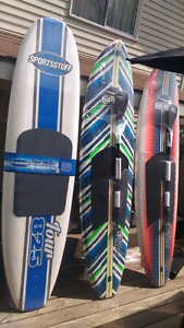 Paddle boards 3 models,