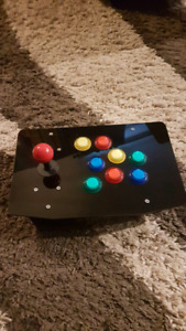 Nintendo Arcade controller with raspberry pi built in