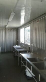 40 foot Commercial Kitchen