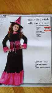 Pretty pink witch costume Kingston Kingston Area image 1