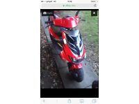 Aprilia sr 50cc spares or repair project swap