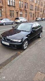 FOR SALE ! Black BMW 318i