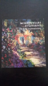 Monet's Years at Giverny : Beyond Impressionism